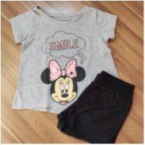 Pijama Minnie - Disney - Tam. 4 - 4 anos - Disney