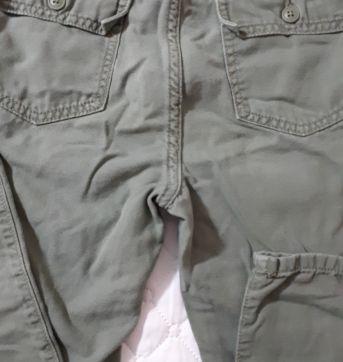 Calça de sarja GAP tamanho 8 - 7 anos - GAP