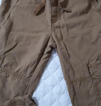 Calça de sarja Gymboree tamanho 8 - 6 anos - Gymboree