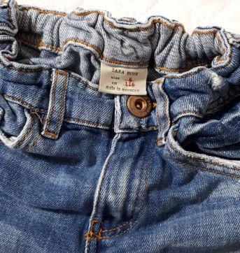 Bermuda jeans Zara - 5 anos - Zara