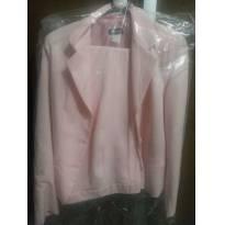 Terno rosa bebe - PP - 36 - Não informada
