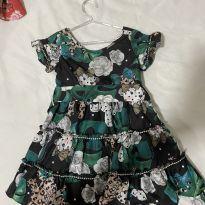 Vestido Pituchinhus - 2 anos - Pituchinhus