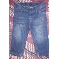 Calça Jeans Baby - 6 meses - Carter`s