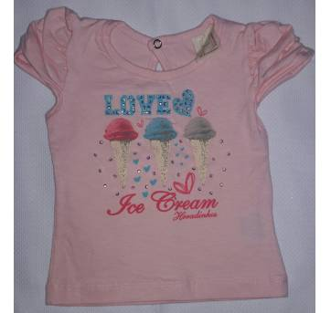Blusinha baby - 3 a 6 meses - l baby