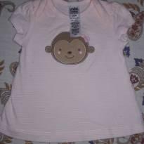 Camiseta baby 0 á 3 meses - 0 a 3 meses - Child of Mine
