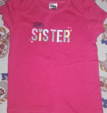 Camiseta baby 3 a 6 meses - 3 a 6 meses - Child of Mine