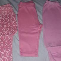 Calças para bebê (3 meses) - 3 meses - Piu Piu e Piu Piu Baby