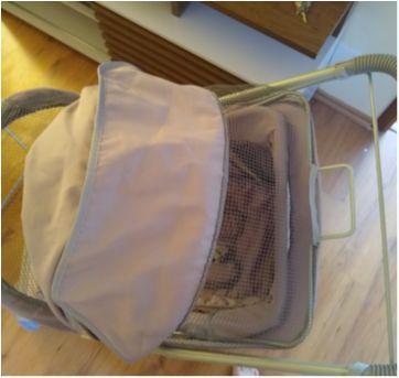 Carrinho de bebê Galzerano - Sem faixa etaria - Galzerano