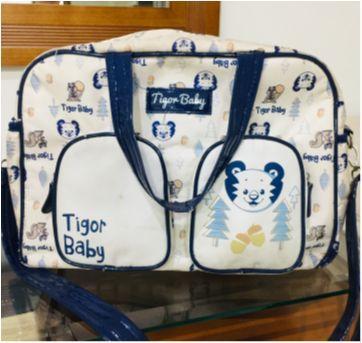 Bolsa bebê tigor Baby - Sem faixa etaria - Tigor T.  Tigre e Tigor Baby