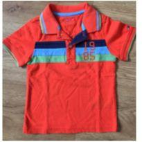 Camiseta polo Tommy Hilfiger - 2 anos - Tommy Hilfiger