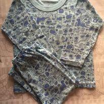 Pijama de menino - 2 anos - Não informada