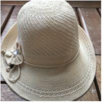 Chapéu de praia -  - Não informada