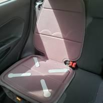 Protetor de assento de carro- Brica - Sem faixa etaria - Brica