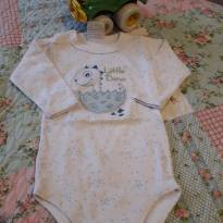 Pijama Dinossauro - Recém Nascido - yoyo Baby
