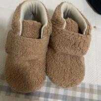 Botinha quentinha bege - 16 - Mk Shoes