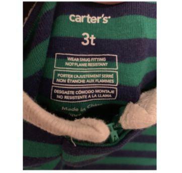 Macacão Carter's - 3 anos - Carter`s