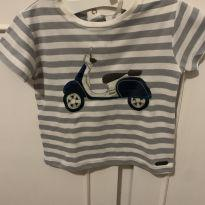 Blusa de malha menino Paola da Vinci - 2 anos - Paola Da Vinci