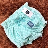 Shorts babygap girl - 0 a 3 meses - Baby Gap