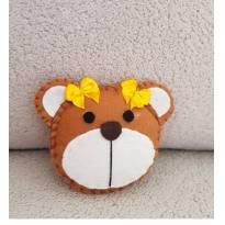 Kit 10 ursos feltro -  - Não informada