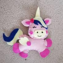 Kit 10 unicornios feltro -  - Não informada