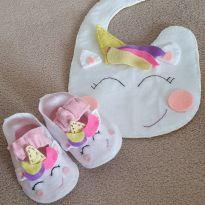 Kit baby unicórnio - Sem faixa etaria - Não informada