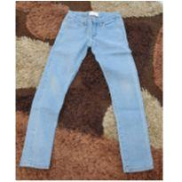 Calça jeans clara - 8 anos - Palomino