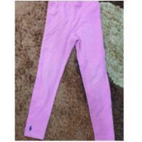 Calça legging ralph - 6 anos - Ralph Lauren