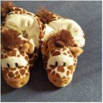 Pantufinha baby girafa - 13 - Zip Toys - Alô Bebê