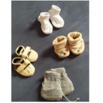 Kit sapatinhos baby - 13 - Não informada