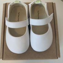 Sapato Tip Toey joey branco novo - 19 - Tip Toey Joey