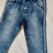 Calça jeans - 0 a 3 meses - yoyo Baby