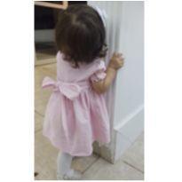 Vestido maravilhoso - 9 meses - Ralph Lauren