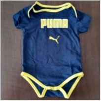 Body Puma - 0 a 3 meses - Puma