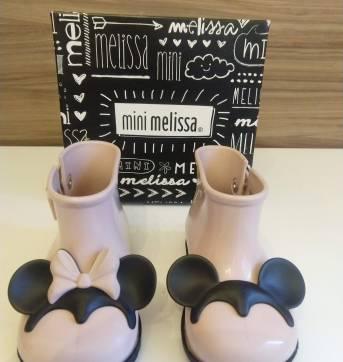 Botinha Mini Melissa - 21 - Melissa