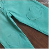 Calça Jeans Alphabeto super estilosa - 2 anos - Alphabeto