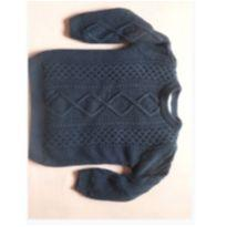 Casaco tipo suéter de pêlo - 5 anos - Sem etiqueta Importado