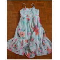 Vestido floral da children - 7 anos - The Children`s Place e Very Important Children