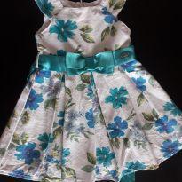 Vestido festa - 1 ano - Dolce Lily