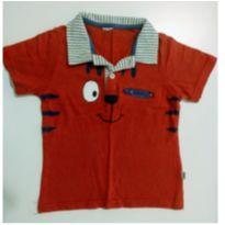Camisa de ursinho - 12 a 18 meses - Alphabeto