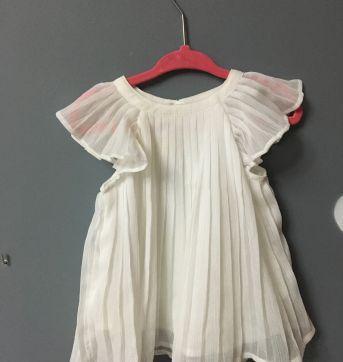 Vestido baby gap - 0 a 3 meses - Baby Gap