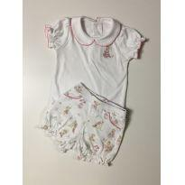 Conjunto Baby Cottons - 0 a 3 meses - Baby Cottons