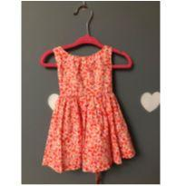 Vestido Baby Cottons - 3 meses - Baby Cottons