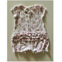 Macaquinho Baby Cottons - 3 a 6 meses - Baby Cottons