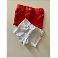 Kit short Carter's - 6 meses - Carter`s