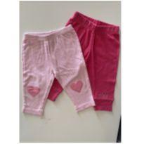 Kit calças - 3 a 6 meses - Child of Mine