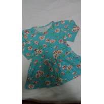 vestido M ( bebê )  com mangas - 3 a 6 meses - Outros