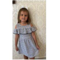 Lindo vestido - 5 anos - Wonder Kids - USA