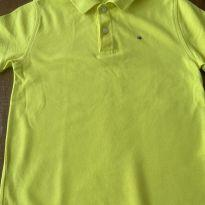 Camiseta polo tomy Hilfiger - 7 anos - Tommy Hilfiger