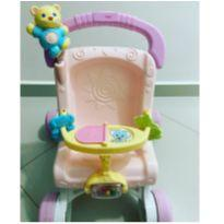 Apoiador meu primeiro carrinho de bebê -  - Fisher Price