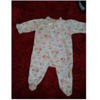 Macacão lindíssimo floral - 3 meses - Little Me